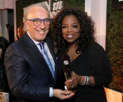 Roberto Coin created the jewel award for Oprah Winfrey