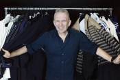 Jean Paul Gaultier designs for Lindex