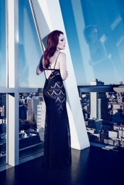 Julianne Moore interview for NET-A-PORTER.COM