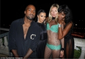 Riccardo Tisci`s birthday party from Ibiza to Monaco and St Tropez