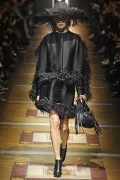 Lanvin Fall 2014 collection at Paris Fashion Week