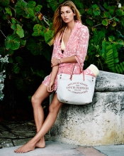 Jessica Hart, the image for Louis Vuitton Summer 2014