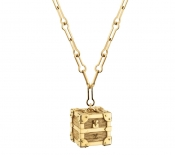 Little Louis Vuitton bags as necklaces - our top find of the day