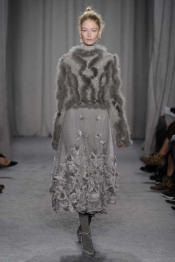 Marchesa Ready-to-Wear Fall 2014 Fashion Show