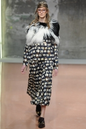 Marni Fall 2014 at Milan Fashion Week
