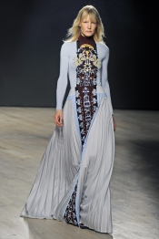 Mary Katrantzou LFW Fall 2014