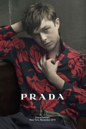 Annie Leibovitz photoshoots for Prada fashion campaign