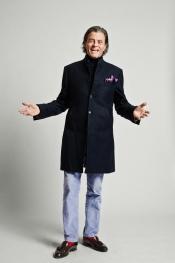 Interview with Niklas Ankar, the Swedish fashion designer of Ankar Sweden clothing