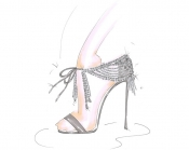 Olivia Palermo and Aquazzura create capsule shoe collection
