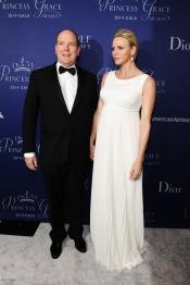 The Hollywood Royalty at Princess Grace Awards