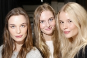 The backstage beauty looks at Ralph Lauren