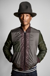 Pharrell Williams and G-Star transform the plastic from the oceans into denim