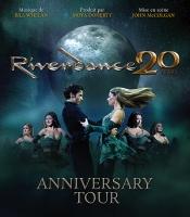 Riverdance 20 years celebration at Palais Nikaia