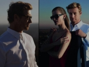 The Mentalist, Simon Baker, the Gentleman Only for Givenchy