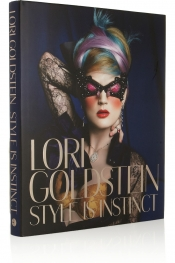 Style is Instinct by Lori Goldstein hardcover book