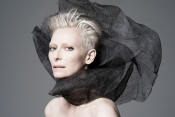 Tilda Swinton, the new face of Nars Cosmetics