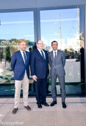 The Inauguration of the Yacht Club de Monaco Gallery