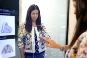 First smart store by Rebecca Minkoff and eBay
