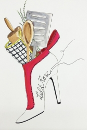 Christmas Stockings by Fashion Designers