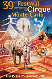 Your Stay in Monaco for the 39th International Circus Festival