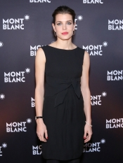 Charlotte Casiraghi, the new ambassador for Montblanc