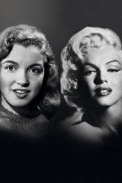 Marylin Monroe, the ambassador for Max Factor