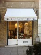 The Queen Bee,  Pre-loved and Luxury Vintage Shop Opening