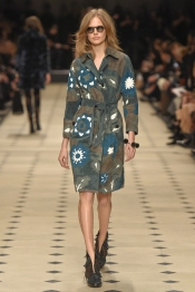 London Fashion Week: Burberry Prorsum Autumn/Winter 2015
