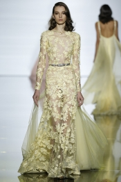 The Red Carpet Looks at Zuhair Murad Couture Spring 2015
