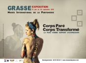 An exposition dedicated to the skin as an expression of cultural identity at Grasse
