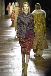 Dries Van Noten Ready To Fall 2015