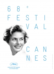 The poster of the 68th edition of Cannes Festival