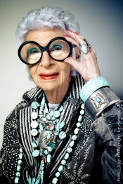 Fashion Icon, Iris Apfel Documentary by Albert Maysles