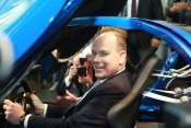The Opening of the supercars exhibition, Top Marques Monaco