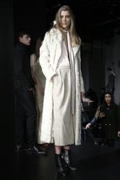 Calvin Klein White Label Fall 2015