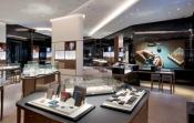 Nouveau Concept de boutique Montblanc designé par Noé Duchaufour-Lawrance