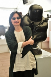 Interview with the artist Li Chen at the Cannes Film Festival