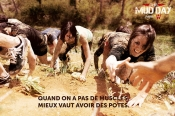 Lz Meilleur de Mud Day Paris