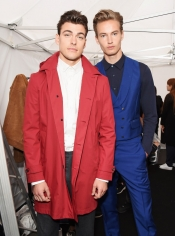 ST James To Host Open Air Catwalk Show During London Collections Men