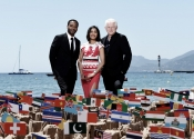 Freida Pinto and Chiwetel Ejiofor join forces with Richard Curtis for Sustainable Development