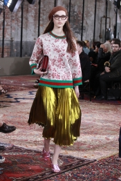 Gucci Resort 2016 Fashion Collection