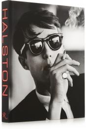 Livre cartonné Halston: Inventing American Fashion de Lesley Frowick