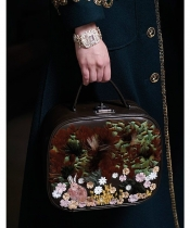 The IT Chanel bag, The Box, retro influences