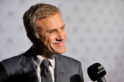 Christoph Waltz Presents First Filmmaker Award At IWC Gala Event