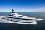 Four Aces for Ferretti Group at the Monaco Yacht Show 2015