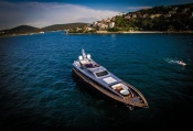 A new brand on the luxury yacht market