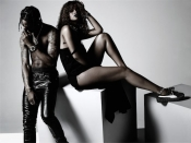 Rihanna reveals the first shoe from the collection Puma By Rihanna