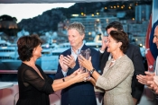 Baccarat SuperYacht World Trophy 2015 at Monaco Yacht Show