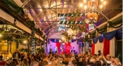 Café de Paris celebrates the 10th edition of Oktoberfest