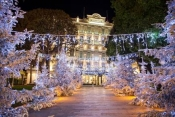 The Holidays start on 5th of December in Monte Carlo